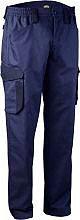 Diadora Pantalone Lavoro con Tasche laterali Tg. XXL Blu 160301-60062