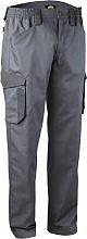 Diadora Pantalone Lavoro con Tasche laterali Tg. XL Grigio 160301-75070