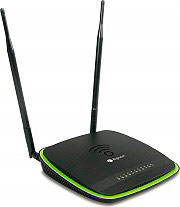 Digicom 8E4569 Modem Router Wireless ADSL22+ AC1200 Mbps Dual Band 4 Porte RAW1200T06