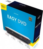 Digiquest EASY DVD Lettore DVD Multimediale funzione CD Ripping + memory