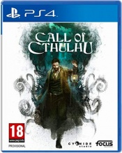 digital bros SP4C02 Videogioco per PS4 Call Of Cthulhu Horror 18+