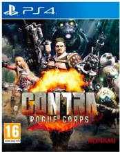 digital bros SP4C11 PS4 Contra: Rogue Corps Azione 16+