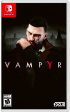 digital bros SSWV01 Vampyr Switch RPG 18+