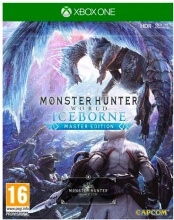 digital bros SX3M17 Xbox One Monster Hunter World: Iceborne Master Edition 16+
