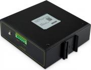 Digitus DN-651109 Switch di Rete Gigabit Ethernet Nero Supporto PoE