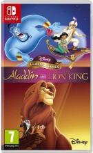 DISNEY SWSW0240 Aladdin e Il Re leone  - Switch Avventura 7+