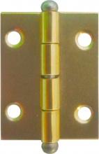 Donghi CPL020X30 Cerniera Ottonata mm 30x20 Pezzi 50