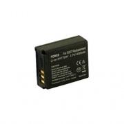 Dorr CGA-S007 Batteria fotocamera Equivalente (Lumix) 1000mAh