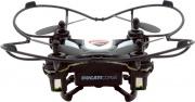 Dromocopter DC01B Drone Quadricottero 4 Rotori Ricaricabile Nero  Ducati