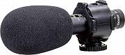 Dorr 395098 Microfono Direzionale Stereo per Fotocamera - CV04