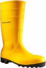 Dunlop 142YP43 Stivali Sicurezza Pvc Ginocchio 43 Giallo
