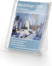 Durable 8578-19 Combiboxx A4. Porta Depliant Da