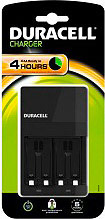 Duracell CEF14 Caricabatterie compatto per 4 Pile Batterie Ricaricabili AAAAA