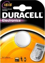Duracell DL1616 Pila Bottone al Litio 3V 55 mAh