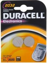 Duracell DU22B2 Batteria CR2032 3v Litio 2pz