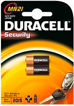 Duracell MN21 Batteria Alcalina 2 pezzi Voltaggio 12 V