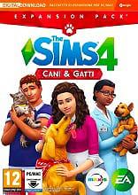 EA 1027104 The Sims Cani e Gatti (Espansione), Videogioco per PC Lingua ITA
