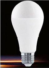 EGLO 11563 Lampadina led goccia classica 16 W 100 W E27 Bianco Caldo 3000 K