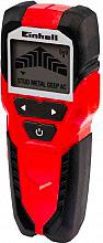 EINHELL 2270090 Rilevatore digitale da muro metalli legno cavi elettrici TC-MD 50