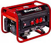 EINHELL 4152540 Generatore di corrente Benzina Motore 4 T 2.1 kW 15 Litri TC-PG 2500
