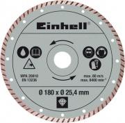 EINHELL Disco Diamantato 200 mm da taglio per smerigliatrice piastrelle 4301175
