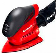 EINHELL Levigatrice Triangolare 100W 24.000 gmin - TH-OS 1016 - 4460610