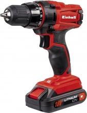 EINHELL 4513846 Trapano avvitatore a batteria 18V Girimin 1250  TC-CD 18-2 Li