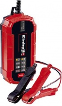EINHELL CE-BC 2M Caricabatteria Auto elettronico per Batterie al Gel 60 Ah