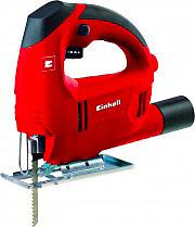 EINHELL Seghetto alternativo elettrico 410W Taglio 45° NeroRosso TCJS60 4321117