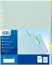 ELBA 400006688 Intercalari 12 Neutre Cartelline For.Univ22x30