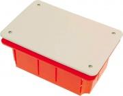 ELETTROCANALI EC350C2 Scatola di derivazione da incasso 120x100x50 mm