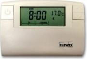 ELEWEX CT200 Cronotermostato digitale settimanale Termostato Ambiente