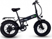 "EMG F20F01 Bicicletta elettrica Pieghevole pedalata assistita 250 W 20"" Bomber"