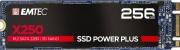 EMTEC ECSSD256GX250S SSD Hard Disk Interno M.2 256 GB SATA III  X250 Power Plus