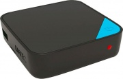 EMTEC F500STR Android TV Box Wifi Bluetooth HDMI Micro SD Telecomando Nero F500 STR