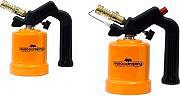 EUROCAMPING 55031131 Saldatore a gas Liquido Bruciatore a cartuccia