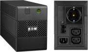 Eaton 5E850IUSB Gruppo di continuità UPS 850 Va 480 W - DIN