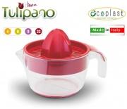Ecoplast 35142 Spremiagrumi Linea Tulipano litri 0.6