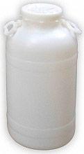 Ecoplast Contenitore Plastica Alimentare Tappo con Guarnizione 25 litri BL25
