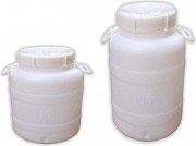 Ecoplast BL50 Contenitore Plastica Alimentare rubinetto Capacità 50 litri