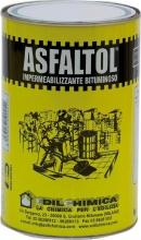 Edilchimica 101015 Asfalto a Freddo Asfaltol Da Kg.1.5 Pezzi 9