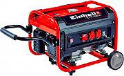 EINHELL 4152550 Generatore di corrente Benzina Motore 4T 5.5kW7.4Hp 208cc 15L TCPG3500W