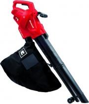 EINHELL Soffiatore Aspiratore elettrico 2500W 11 m3min 40 Litri GC-EL 2500 E