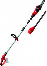 EINHELL Troncarami Elettrico Barra 20 cm + Tagliasiepi 40 cm Lu GE-HC 18 LI