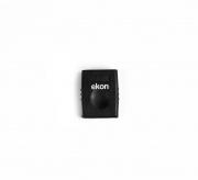 Ekon ECVHDMIADFFG Connettore Hdmi FF Gold colore Nero