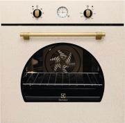 Electrolux FR 65 S Forno Incasso Elettrico Ventilato Grill Classe A 60 cm Sabbia
