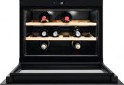 Electrolux KBW5X Cantinetta Vino Frigo Incasso Portabottiglie 18 bottiglie