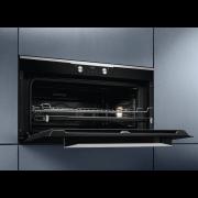 Electrolux KBZE10X Forno Incasso Ventilato Elettrico Grill 85L A+ 90 cm Inox