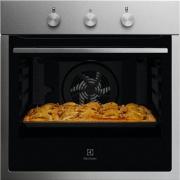 Electrolux KOHHH00X Forno Incasso Ventilato Elettrico Classe A 60 cm Pizza Inox
