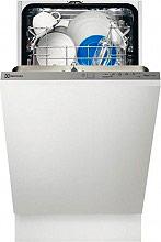 Electrolux TT4452 Lavastoviglie Slim Incasso Scomparsa totale 9 Coperti A+ 45 cm